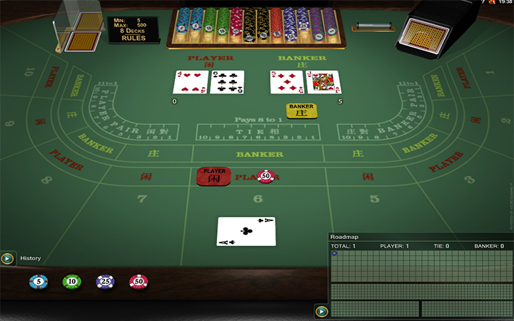Casino games baccarat gold - 967768