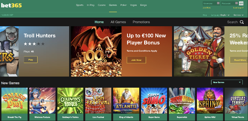 Bet365 live chat casino technology - 163547