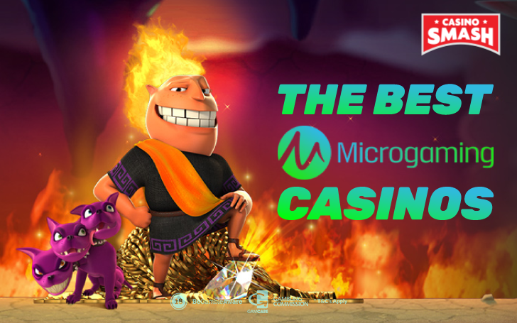 Microgaming Austrália superstições casino - 137193