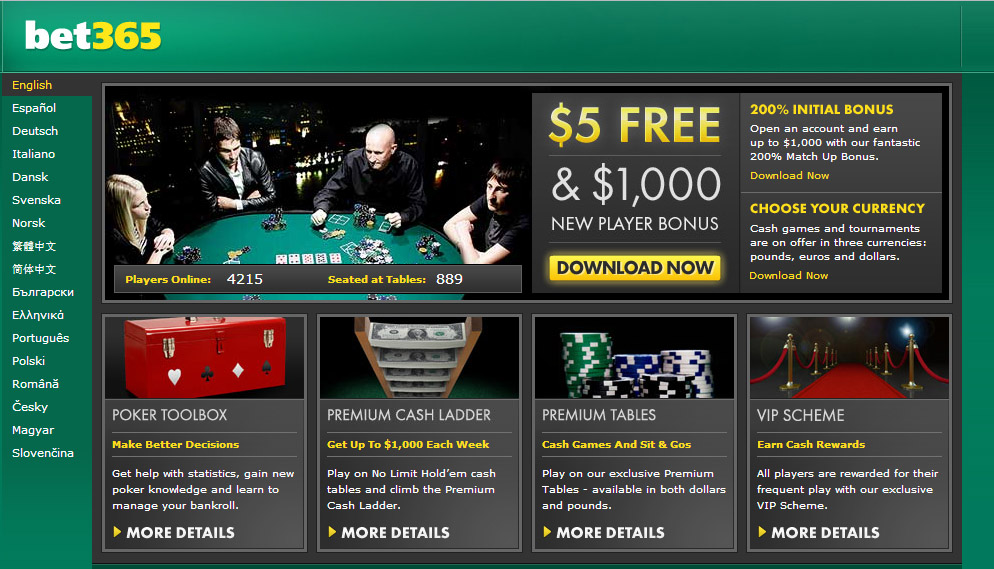 Video de poker casino bet365 - 251452