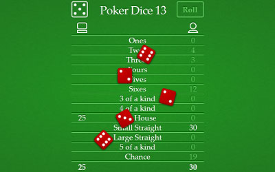 Big time gaming poker dice - 702663