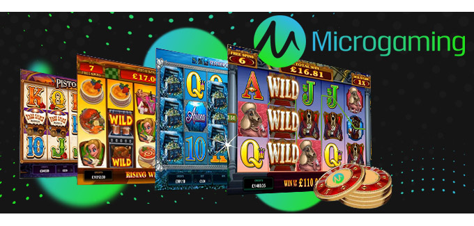 Microgaming Suécia casinos fantasma - 93762