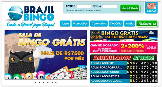 Bingo betmotion gratis casinos ainsworth Brasil - 722616