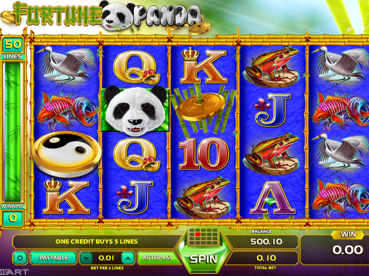 Casinos ainsworth Brasil royal panda - 957432