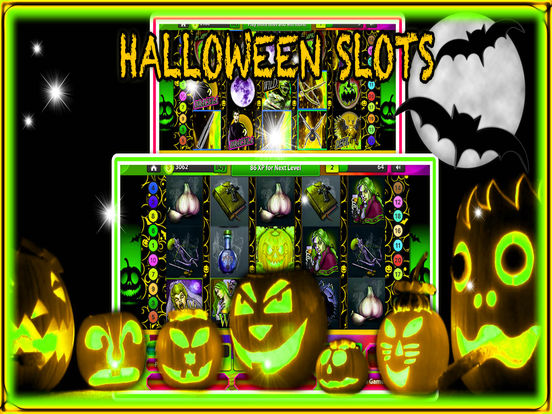 Slot machine free playbonds halloween - 10858