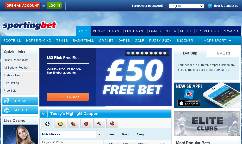 Bet sites brmobile sportingbet - 191583