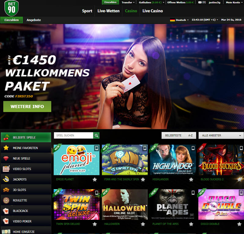 Bet90 é confiavel video poker slots - 572379