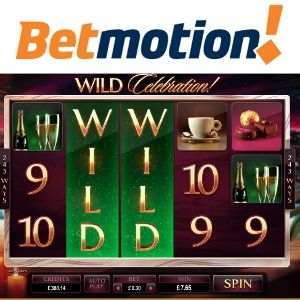 Betmotion mobile microgaming Brasil - 675274