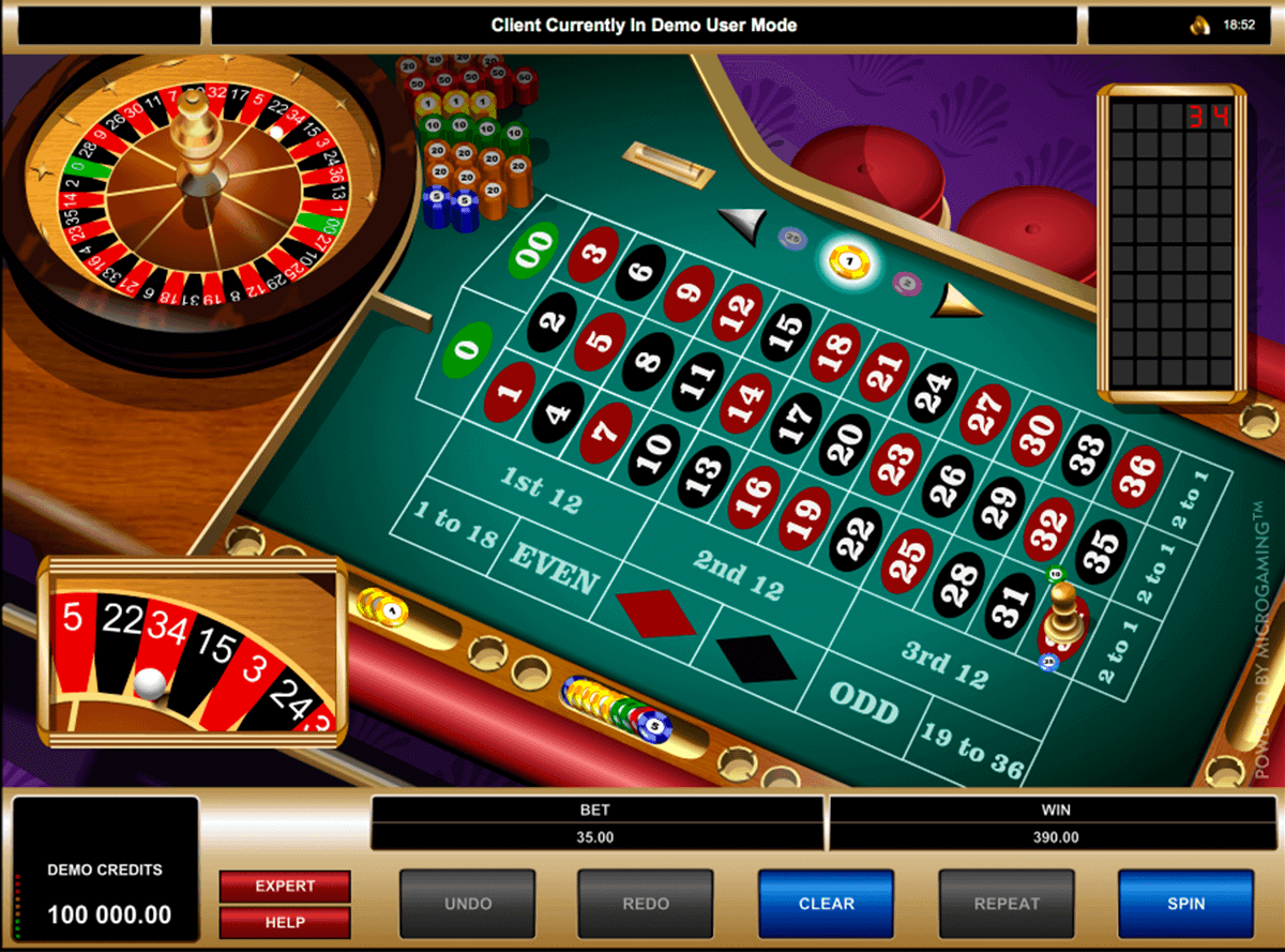 Casinos microgaming roleta personalizada - 822065