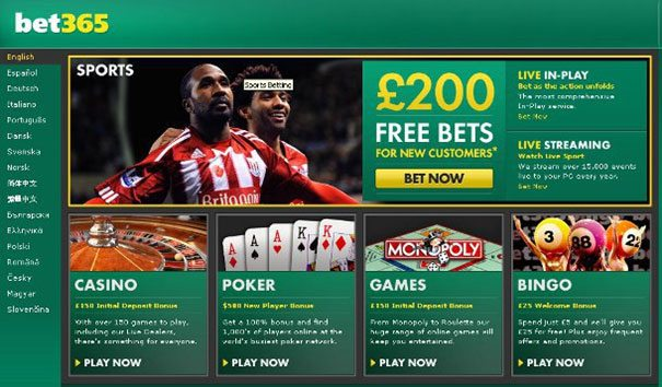 Cassinos online bet365 no rugby - 353323