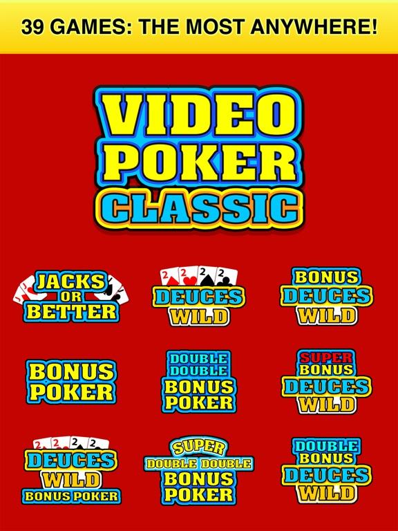 Classic video poker 1x2 gaming - 57545