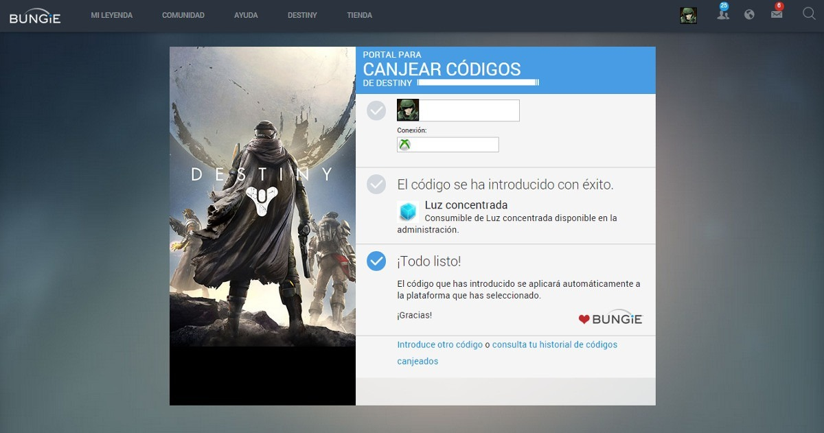 Codigos destiny 2019 qplay games - 785843