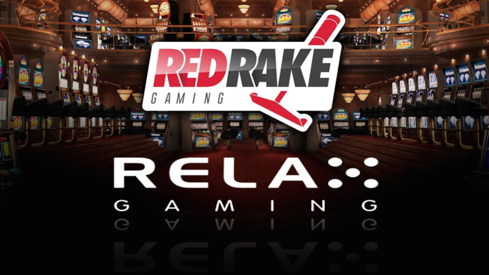 Casinos vivo gaming red rake - 777752