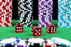 Big time gaming poker dice - 417316