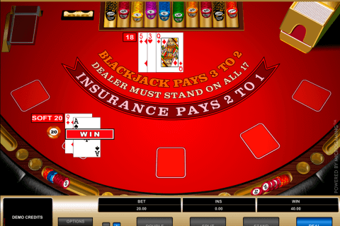 Microgaming França european blackjack - 666580