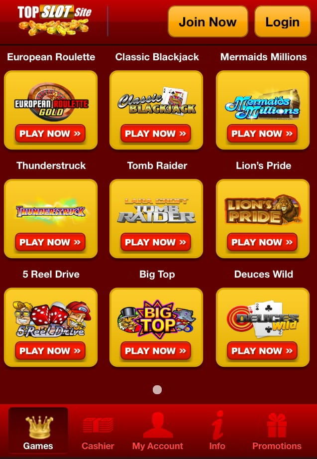 Mobile casino slot cassino gratis - 212858