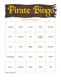 Pirates vídeo bingo gratis - 937068