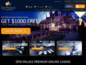 Spin palace net cassino dinheiro real - 866148